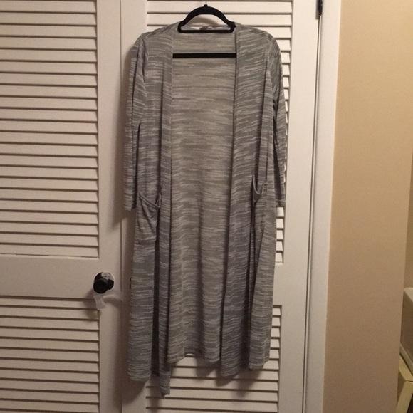 LuLaRoe Sweaters - Lularoe Sarah Duster Cardigan Size S